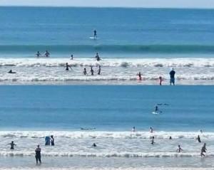 Dolphin Beach Mar 2016 AfricaSUP JBAY