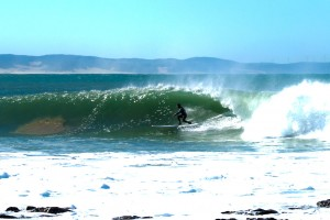 AfricaSUP Winter Surf Run